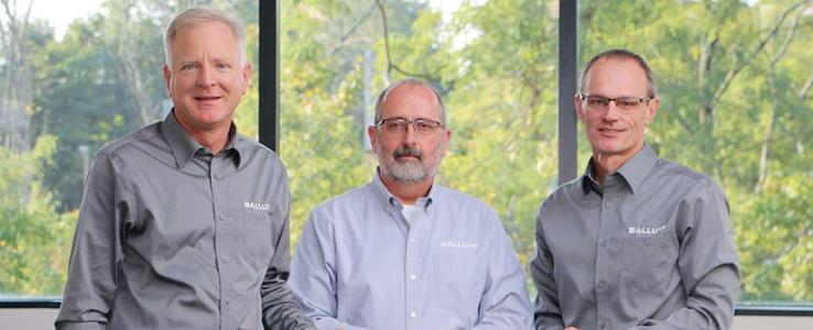 Evertiq - Balluff names new U S  management team