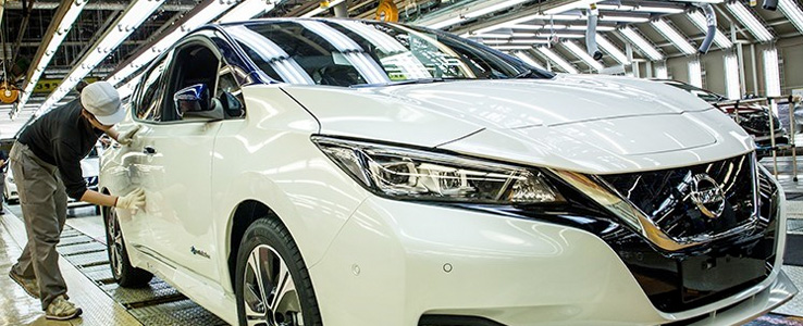 Evertiq Production Of New Nissan Leaf To Begin In Us And Uk