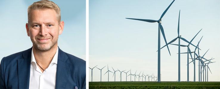 Vestas and Northvolt partner on battery storage for wind energy